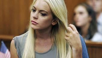 Will aus ihrem Knastaufenthalt Profit schlagen: Lindsay Lohan