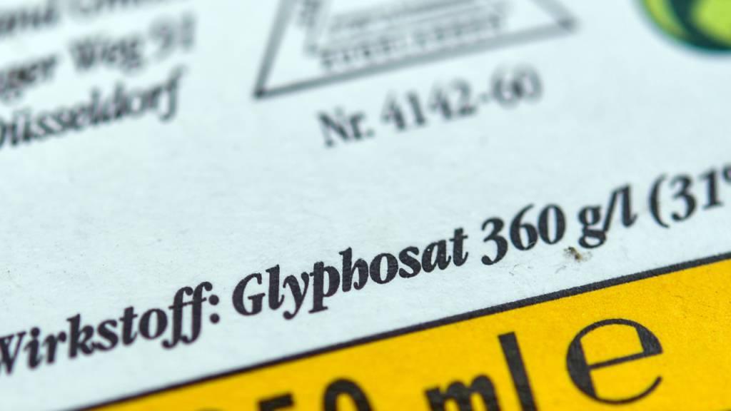 Die Glyphosat-Klagen gegen die US-Tochter Monsanto kommen Bayer teuer zu stehen. (Archivbild)