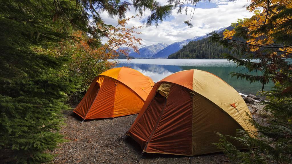 Pop-Up-Campingplätze sollen Wild-Camper anlocken