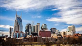 Die Stadt Nashville im US-Bundesstaat Tennessee zählt inklusive Umgebung annähernd zwei Millionen Einwohner. Shutterstock