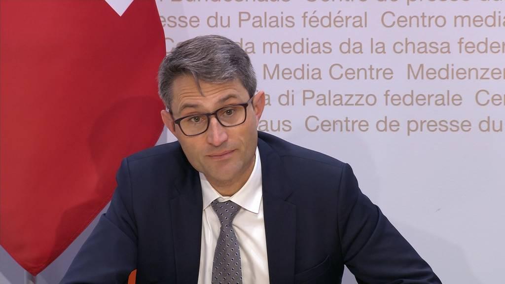 «Die GDK appelliert an die Kantone umgehend weitere Massnahmen zu treffen»
