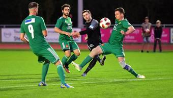 Zweitbester Torschütze der Liga: Fidan Tafa verbucht im Schnitt ein Treffer pro Spiel.