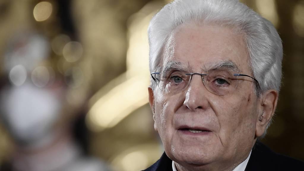 Italien bleibt auf Regierungssuche - weiter mit Mario Draghi?