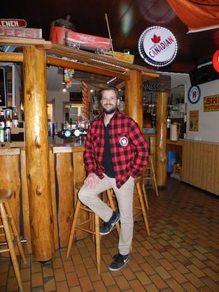 Eiken, 11. Januar: Gründer René Jegge zieht sich von seinem Pub «Fukeneh» zurück. Das Lokal will er verpachten.