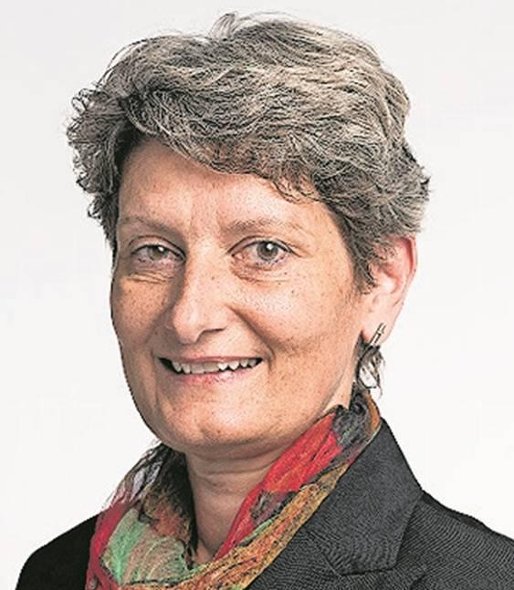 Ursula Schneider Schüttel, SP-Nationalrätin