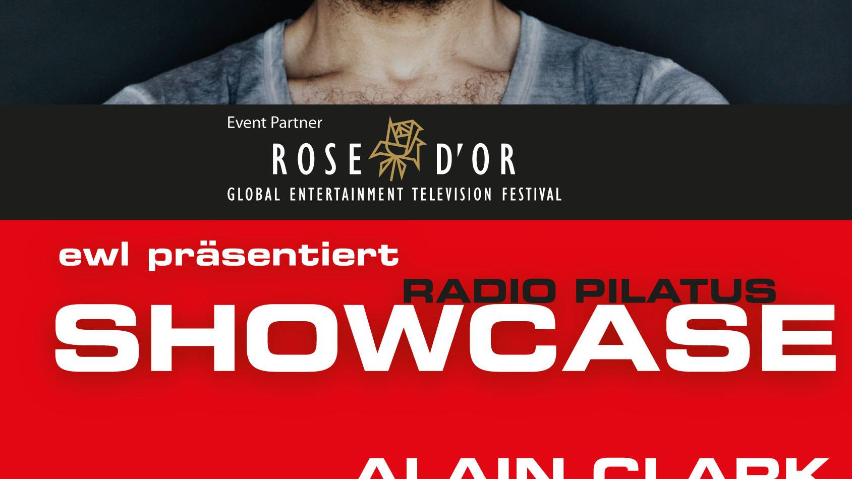 Gewinne Tickets für das Radio Pilatus Showcase mit Alain Clark