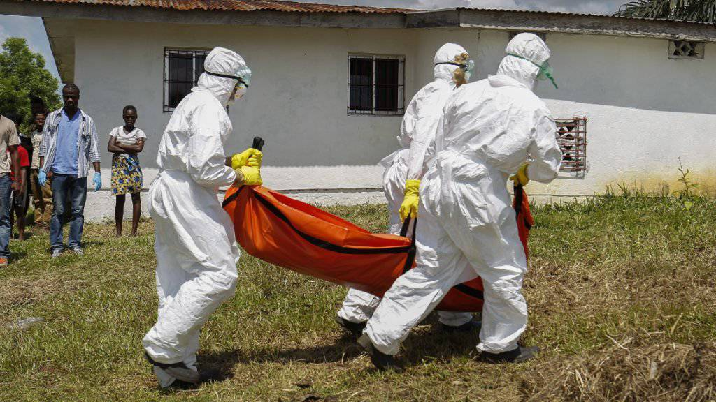 Einer der gefährlichsten Krankheiten der Welt: Ebola fielen im Kongo beim jüngsten Ausbruch bereits über 100 Menschen zum Opfer. (Symbolbild)