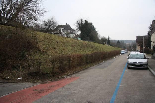Die Bucheggstrasse könnte eine Überbauung auf dem SBB-Trasée erschliessen.