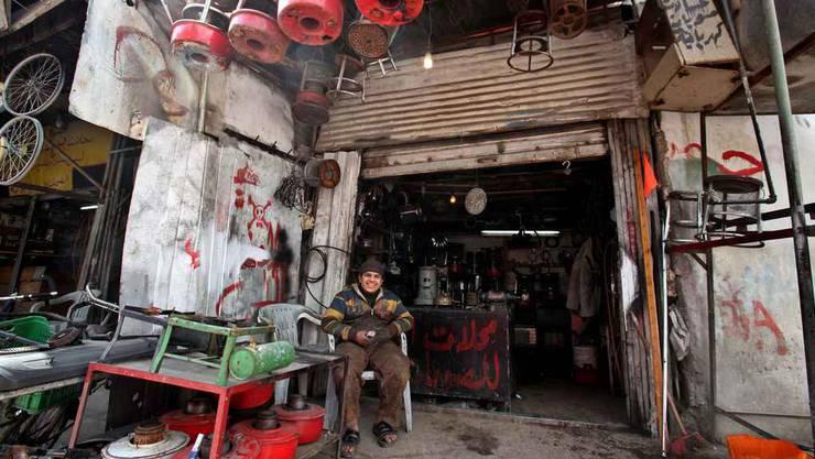 Tausende Palästinenser leben in Flüchtlingscamps in Jordanien unter schwierigen Bedingungen. (Archiv)