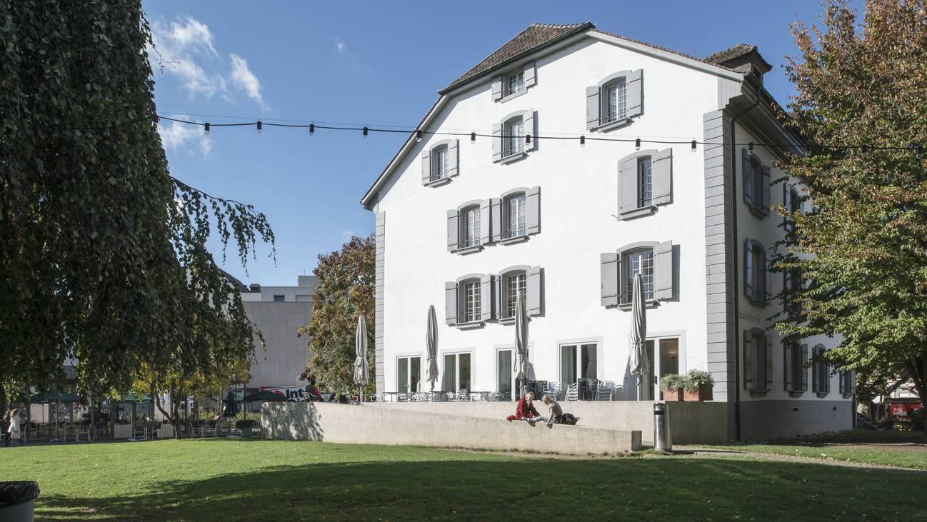 Stadtbibliothek Aarau