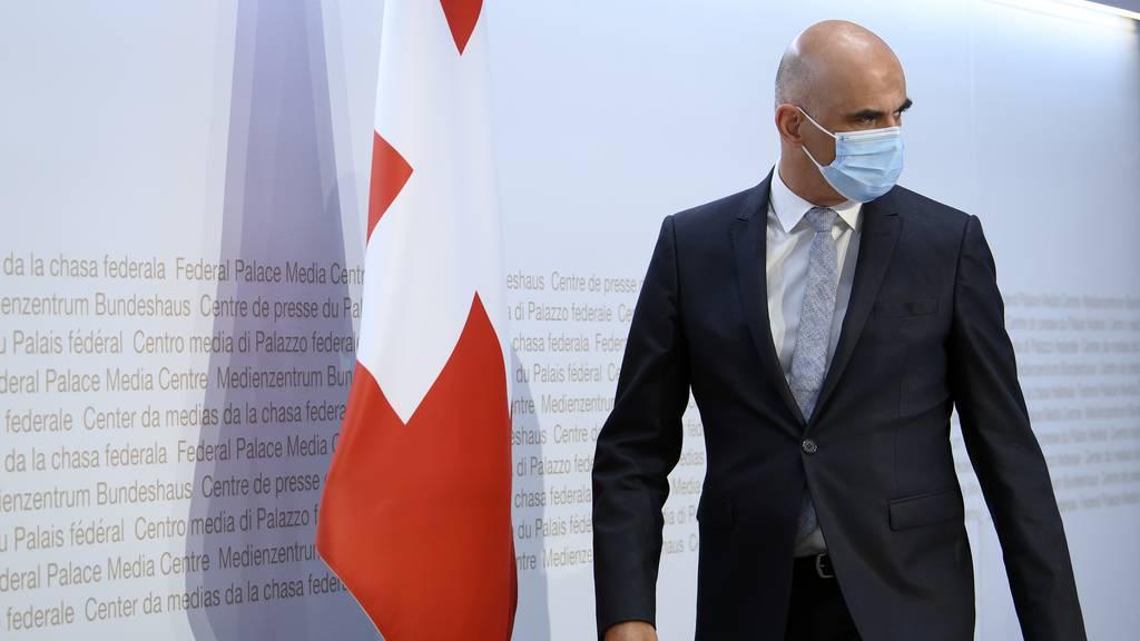 Zentralschweizer Kantone mehrheitlich auf Seite des Bundesrats