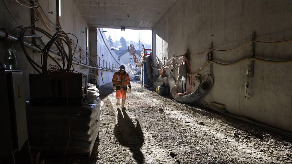 Bahn-Doppelspur in Teufen – Initiative bleibt ungültig