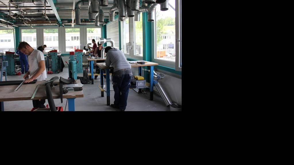 Isolierspengler-Lehrlinge bekommen Mindestlohn