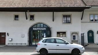 Nur noch der Bancomat bleibt in Niederbuchsiten und in Oberbuchsiten übrig.