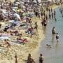 Badeferien in Spanien: Die Tourismusindustrie leidet besonders stark unter den wegen Covid-19 geschlossenen Grenzen. (Archiv)