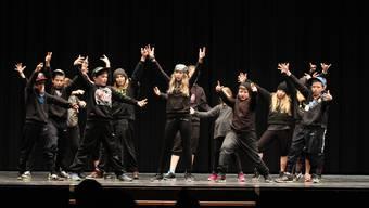 Siebter School Dance Award in Lausen