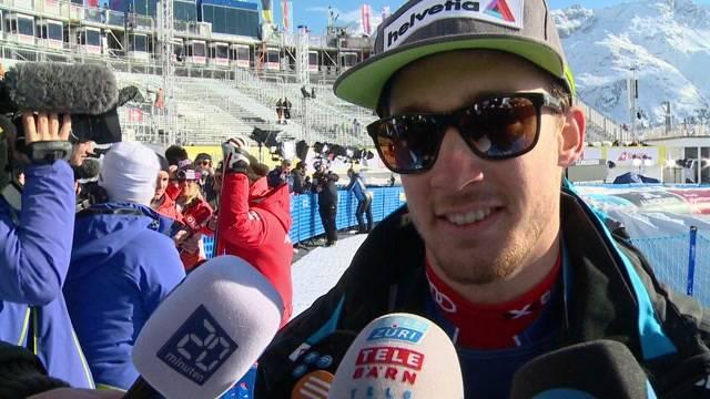Luca Aerni ist Weltmeister