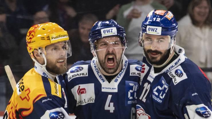 Die ZSC Lions stehen erstmals seit 2015 wieder im Playoff-Final