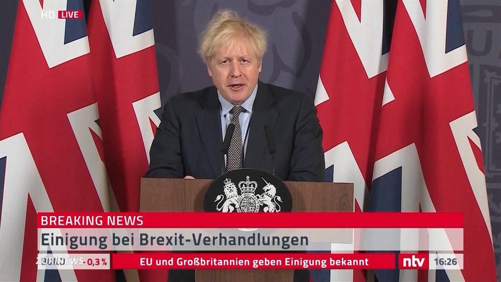 Durchbruch beim Brexit