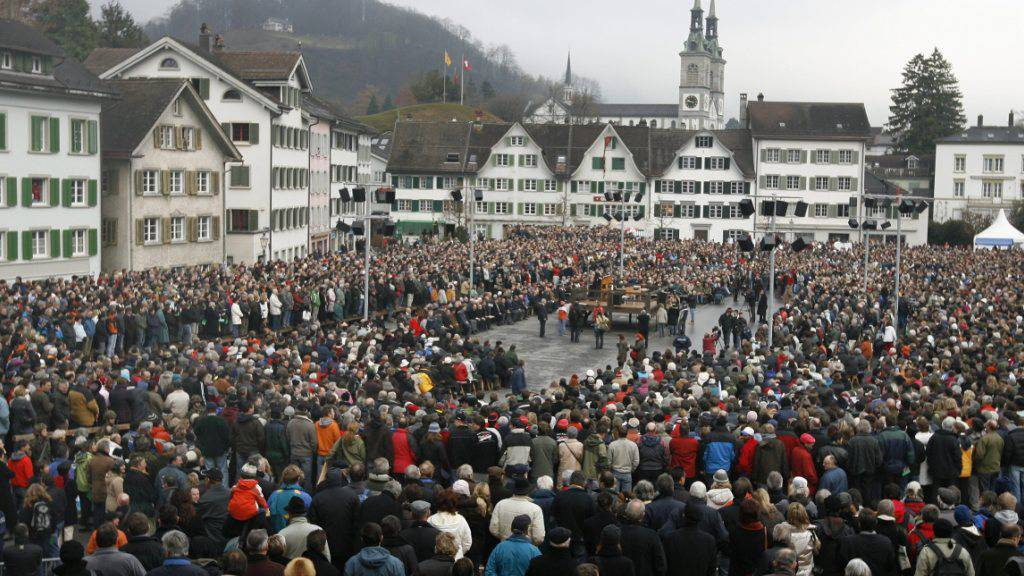 Glarus als Vorbild für Appenzell Ausserrhoden