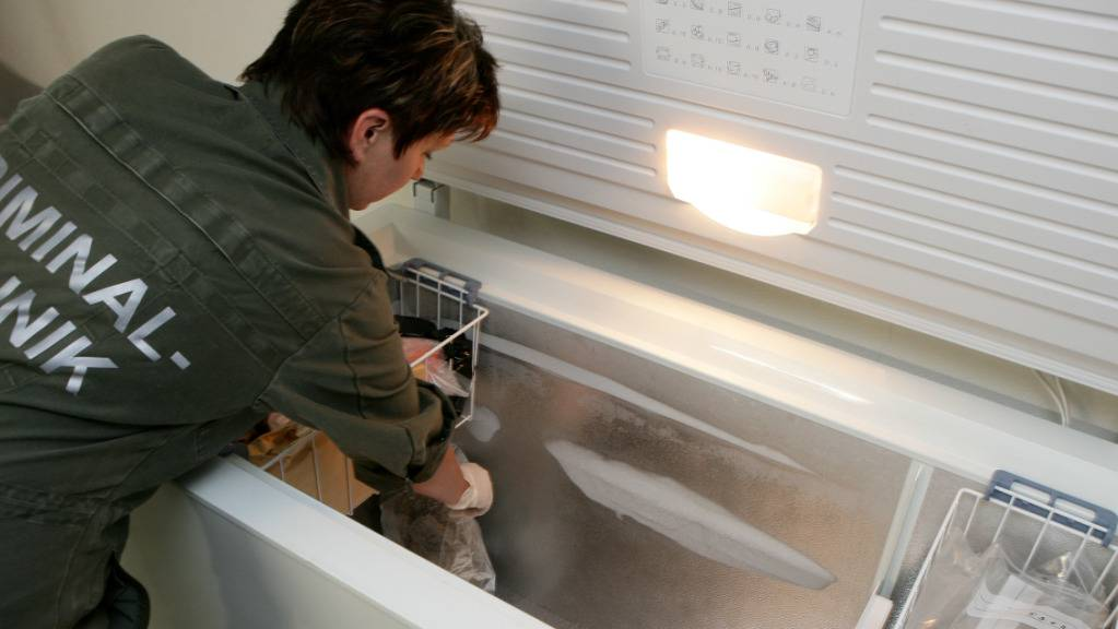 Eine US-Amerikanerin soll ihren toten Ehemann jahrelang zu Hause in einer Kühltruhe aufbewahrt und weiterhin dessen Sozialleistungen kassiert haben. (Symbolbild)