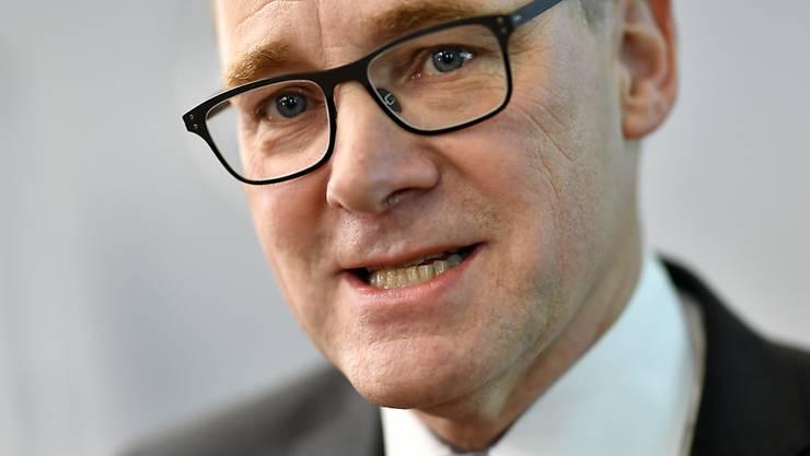 Ist dafür, aber engagiert sich nicht: Hansjörg Knecht (SVP), Ständerat und Inhaber Knecht Mühle AG.
