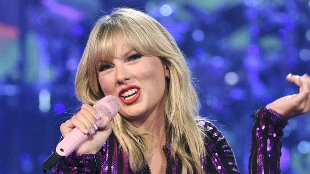 Taylor Swift bricht Rekord: Künstlerin mit meisten Chart-Songs