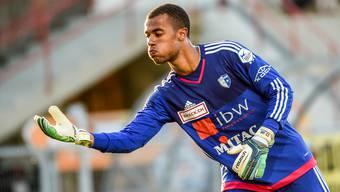 Joel Kiassumbua spielt neu für den FC Lugano.