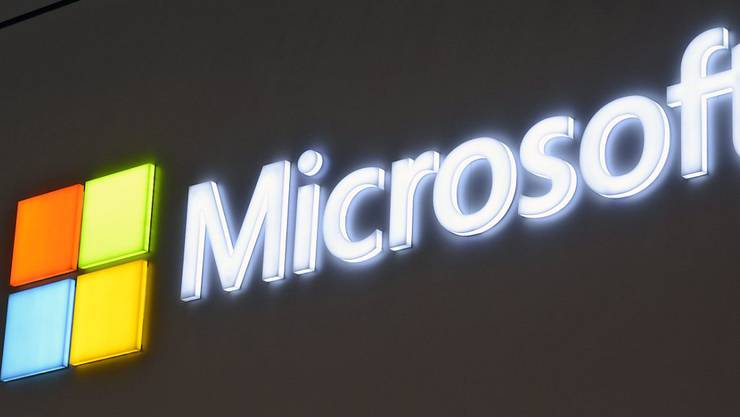 Der Software-Riese Microsoft hat laut Informationen des Konzerns vom Mittwoch die Aktienrückkäufe im Wert von bis zu 40 Milliarden Dollar beschlossen. (Archivbild)