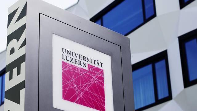 Studierende der Uni Luzern haben bei Online-Prüfungen betrogen