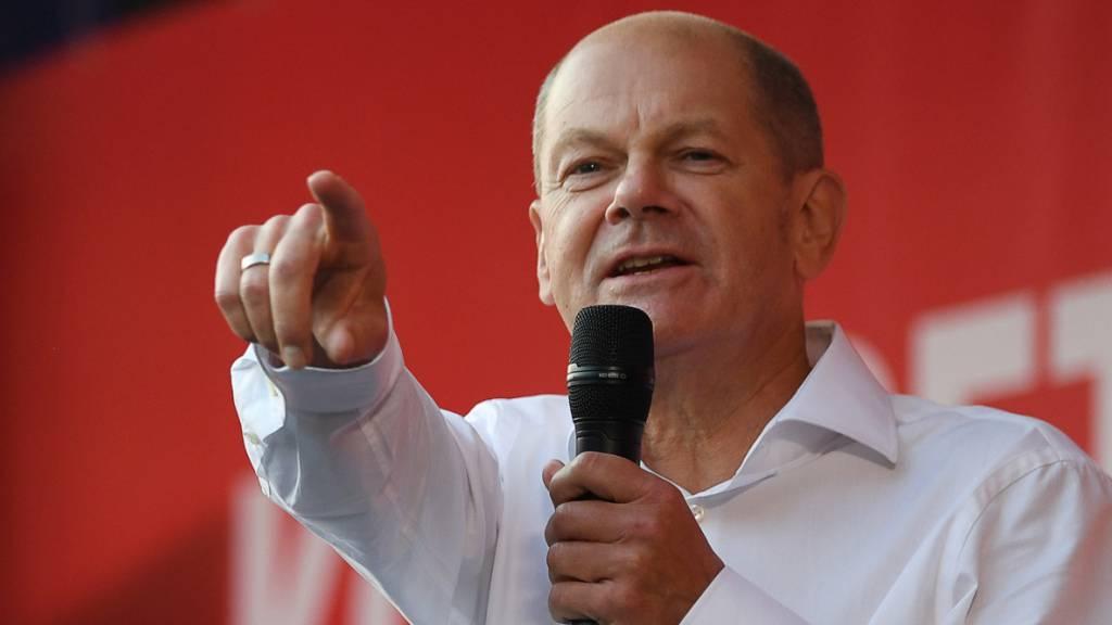 Insa-Umfrage: SPD baut Vorsprung vor der Union aus