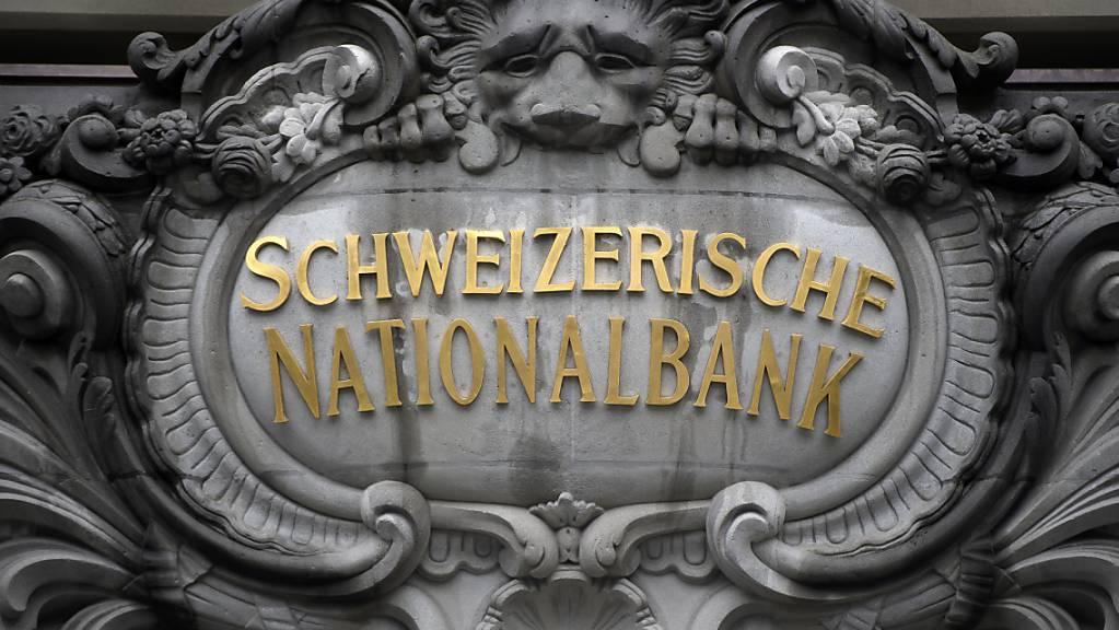 Die Devisenreserven der Schweizerischen Nationalbank (SNB) sind im Januar um 3,90 Milliarden Franken auf fast 900 Milliarden Franken gestiegen. (Archiv)