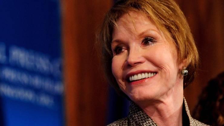 Mary Tyler Moore auf einem Bild von 2009. Die US-Schauspielerin ist im Alter von 80 Jahren gestorben. (Archiv)