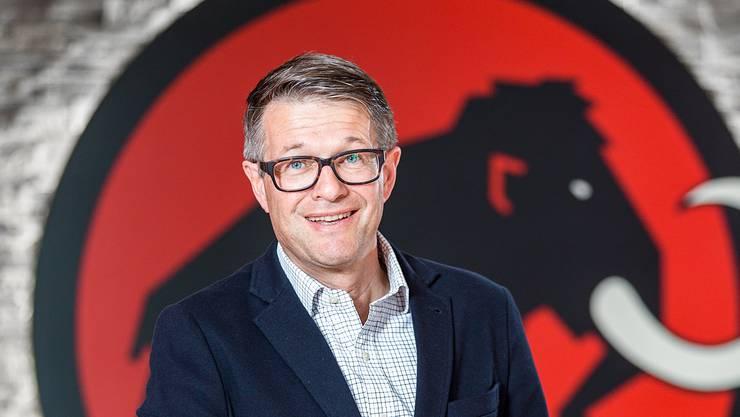 Mammut-CEO Rolf Schmid bringt Mode und Alpinismus zusammen.