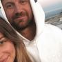 Matt Reid mit seiner Freundin Stella.