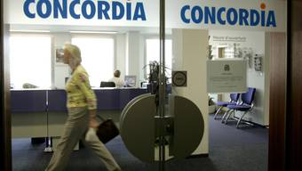 Vermittelt: Die Post empfiehlt ihren Kunden neuerdings Beratungen bei der Concordia-Versicherung.