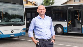 Chauffeure der Limmat Bus AG