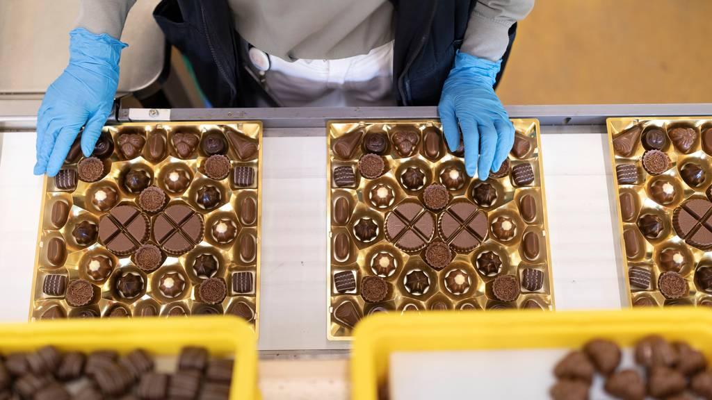 Die Schweizer Schokoladeindustrie musste in der Coronakrise massive Umsatzeinbrüche hinnehmen. (Symbolbild)