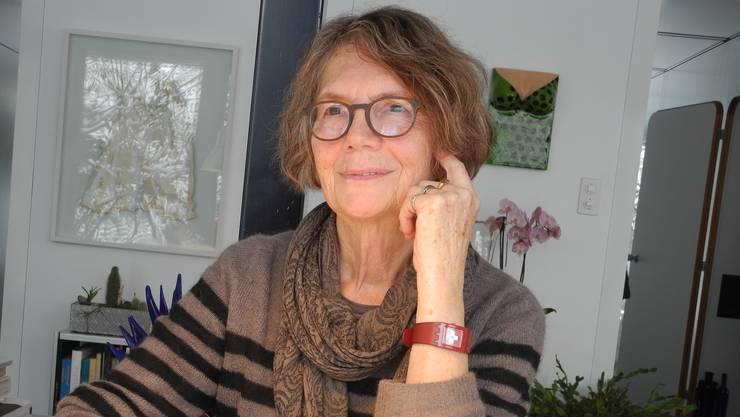 Von den Asylsuchenden habe sie kulturell sehr viel gelernt, sagt Monika Huwiler.
