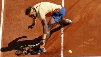 Rafael Nadal kämpfte sich in Monte Carlo in den Final vor