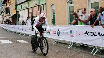 Radfahrer Roger Bolliger peilt nun die Paralympischen Spiele 2021 an.