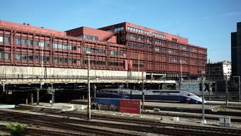Eines der dringlichsten Projekte im 3. Agglomerationsprogramm Basel: Die Leistungsfähigkeit des Bahnhofs Basel SBB soll erhöht werden.