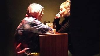 Justin Bieber verweilt am Samstagabend offenbar in Zürich. Fotos zeigen den US-Popstar in einer Gay-Bar.