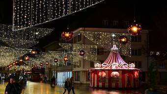 Weihnachtslichter Olten