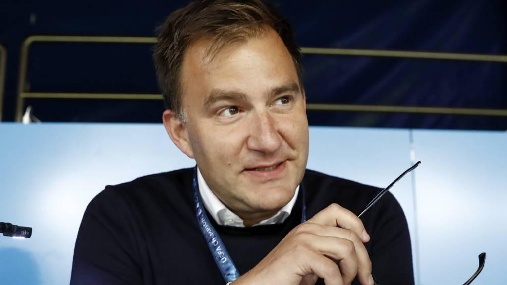 TV-Mann Sascha Ruefer macht immer wieder auch als (unfreiwilliger) Comedian Schlagzeilen.