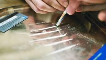 Die Beamten beschlagnahmten ein halbes Kilogramm Kokain. (Symbolbild)