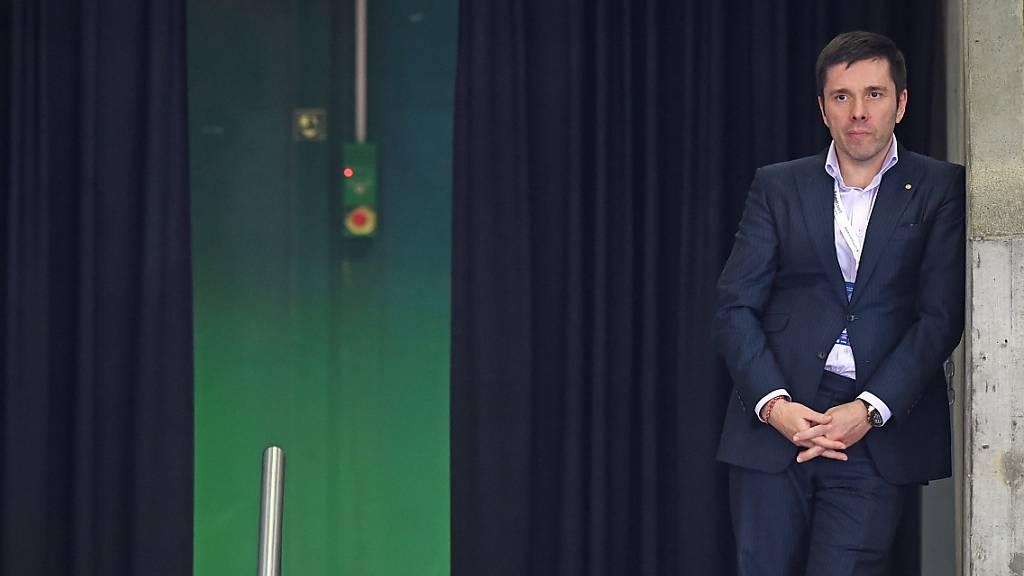 Stav Jacobi muss sich gedulden: Volero Züri Unterland spielt vorerst nicht in der NLA.