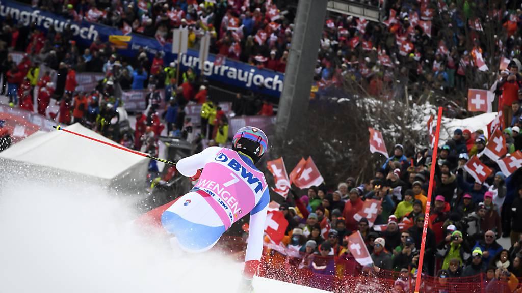 Schweizer Weltcup-Veranstaltungen wieder mit Zuschauern
