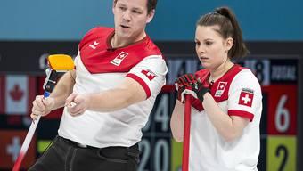 Martin Rios und Jenny Perret sind als neue Schweizer Meister für die WM-Teilnahme qualifiziert