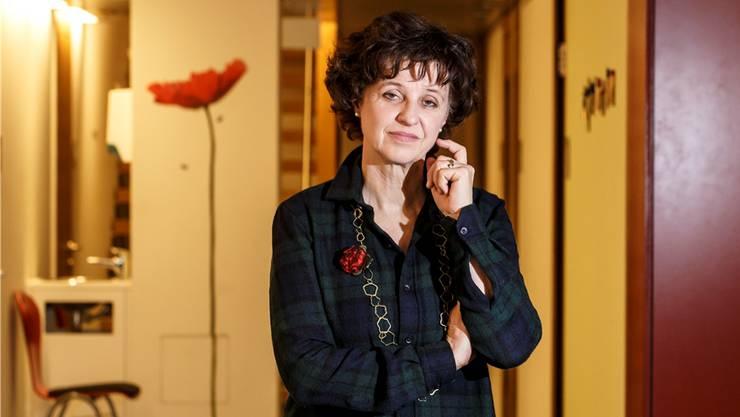 Barbara Wendel, Chefärztin Kinder- und Jugendpsychiatrie.Hanspeter Bärtschi